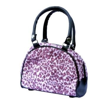 Bowling Bag Pink Leo