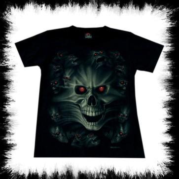 T Shirt Skull Souls