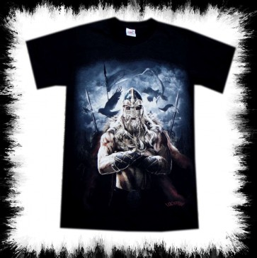 T Shirt Wikinger Krieger