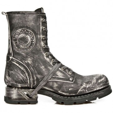 M.MR001-C4 New Rock Stiefel Motorock