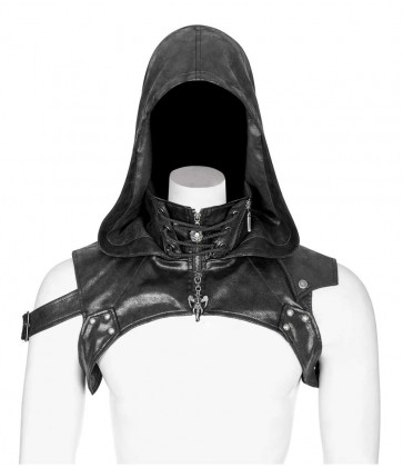 Assassins Creed Hood Harness-Punk Rave