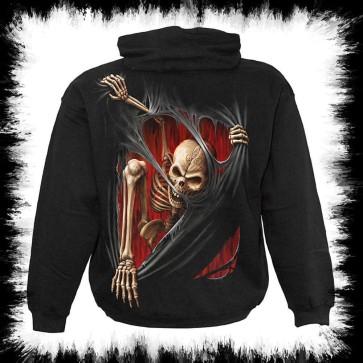 Death Rip Kapuzen Pullover