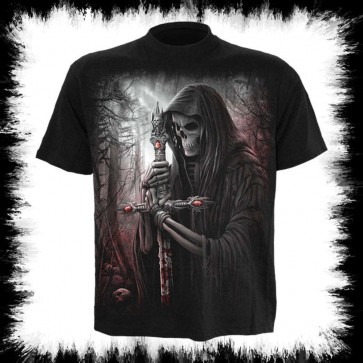 Gothic T Shirt Soul Searcher