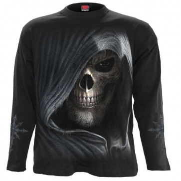 Heavy Metal Longsleeve Hourglass Of Death
