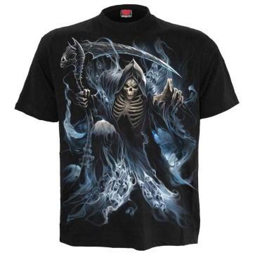 Heavy Metal T Shirt Ghost Reaper