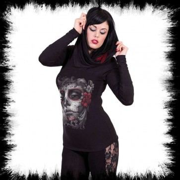 Lady Gothic Pullover Muerta