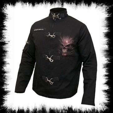 Rockige Jacken Goth Skull