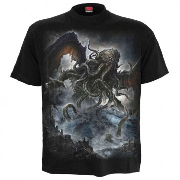 T Shirt Monster Octopus
