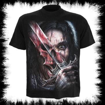 T Shirt Sword Warrior