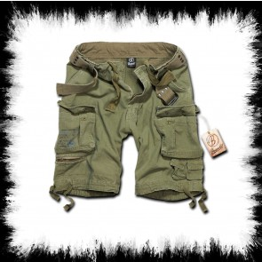 Brandit Shorts Savage In Oliv