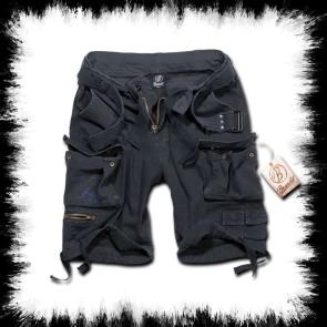 Brandit Shorts Savage Schwarz
