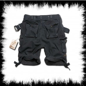 Brandit Shorts Savage Schwarz