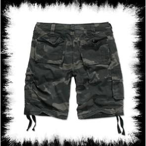 Brandit Shorts Urban Legend Dark Camo