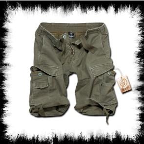 Brandit Shorts Vintage Classic Oliv