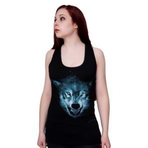 Frauen Wolfs Shirt
