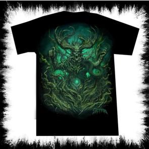 Fantasy T Shirt Cernunnos