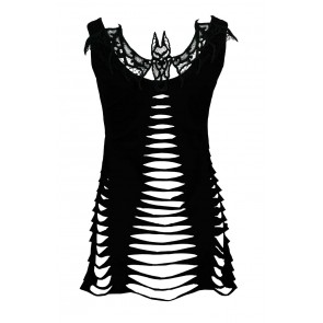 Gothic Fledermaus Frauen Shirt