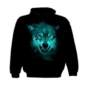 Hoodie Fighting Wolfs