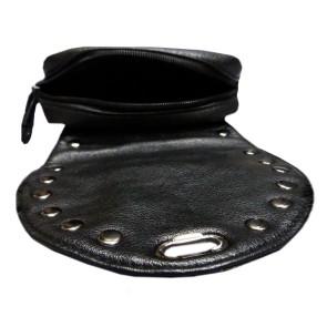 Kilt Tasche schwarz keltisches Kreuz