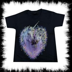 Kinder T Shirt Einhorn