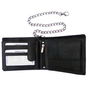 Leder Portemonnaie Horizontal