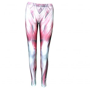 Leggings Muskeln