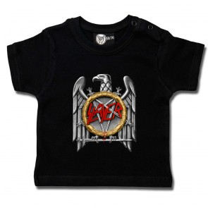 Baby T Shirt, Slayer Silver Eagle
