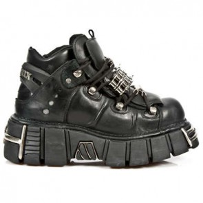 M.1035-C1 New Rock Schuh Metallic