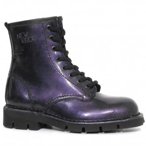M.1458-R3 New Rock Stiefeletten Comfort-light