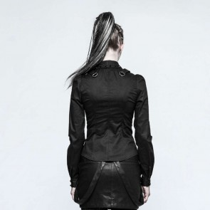 Adrenalin Gothic Shirt - Punk Rave