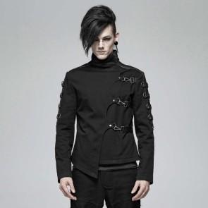 Asylum Gothic Jacket - Punk Rave