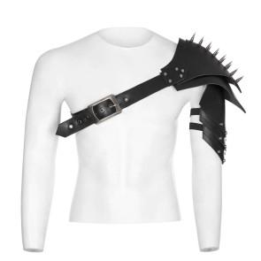 Behemoth Shoulder Armor Harnesh - Punk Rave