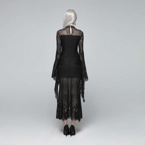 Bohemia Gothic Dress - Punk Rave