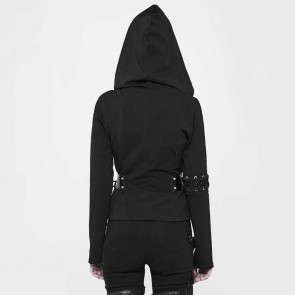 Catarsis Gothic Hoodie - Punk Rave