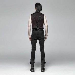 Centaur Gothic Waistcoat - Punk Rave