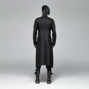 Dracarys Gothic Men Coat - Punk Rave