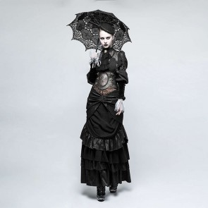 Dragon Lady Skirt - Punk Rave