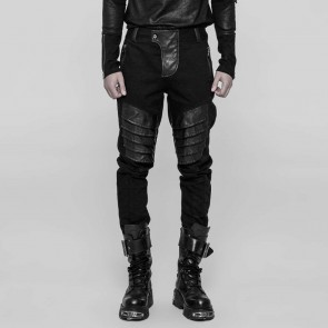 Gotham Men Trouser - Punk Rave