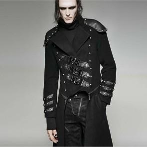 Gothic Mantel Army Style Punkrave