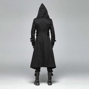 Kamikaze Gothic Coat - Punk Rave