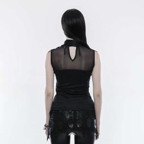 Love Lace gothic Top - Punk Rave
