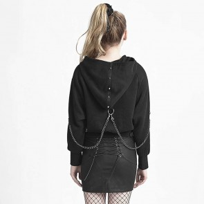 Outcast Gothic Hoodie - Punk Rave