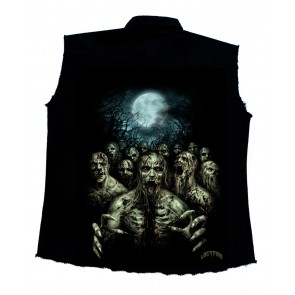 Workershirt Zombie Night