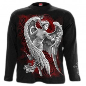 Angel Despair - Longsleeve T-Shirt metal gothic schwarz