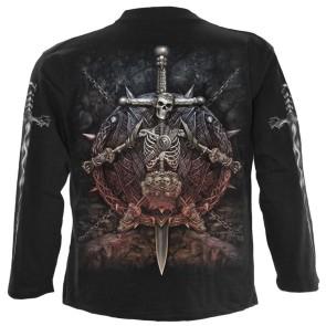 Apocalypse – Longsleeve T-Shirt metal gothic schwarz