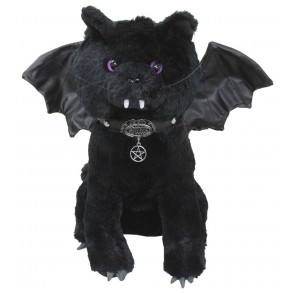 BAT CAT - WINGED SAMMLER STOFFTIER12 INCH