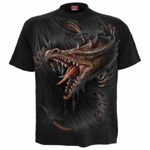BREAKING OUT - Kids T-Shirt Black