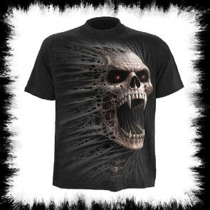 Cast Out Metal Gothic T Shirt