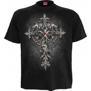 Custodian T Shirt Black