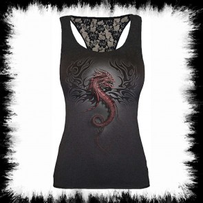 Damen Shirt Roar Of The Dragon